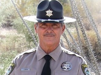 Pinal County Sheriff Candidate Ty Morgan