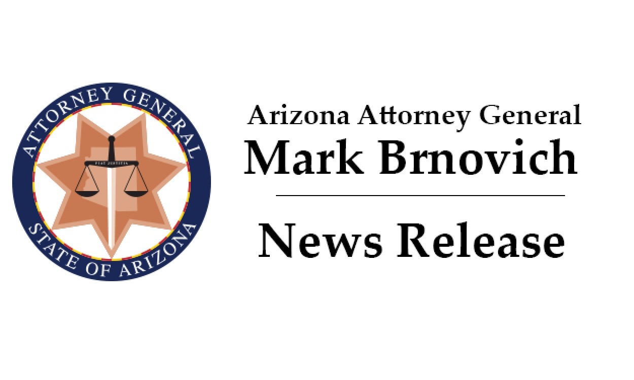 AG Brnovich & 48 States Reach $45 Million Settlement with PHH Mortgage Corporation