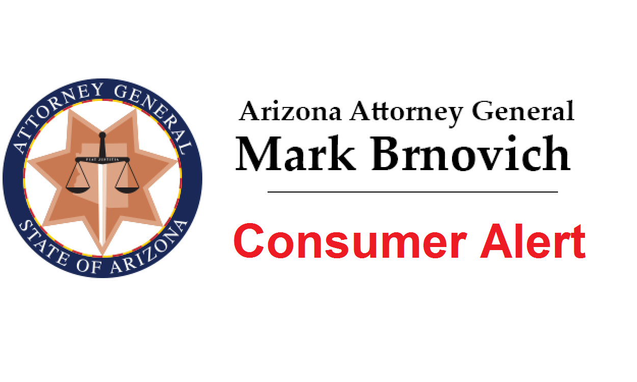 CONSUMER ALERT: Avoid Moving Scams during Arizona's Peak Moving Season