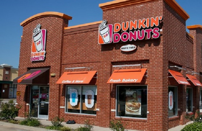 Dunkin' Donuts dropping 'Donuts' from name and downsizing menu
