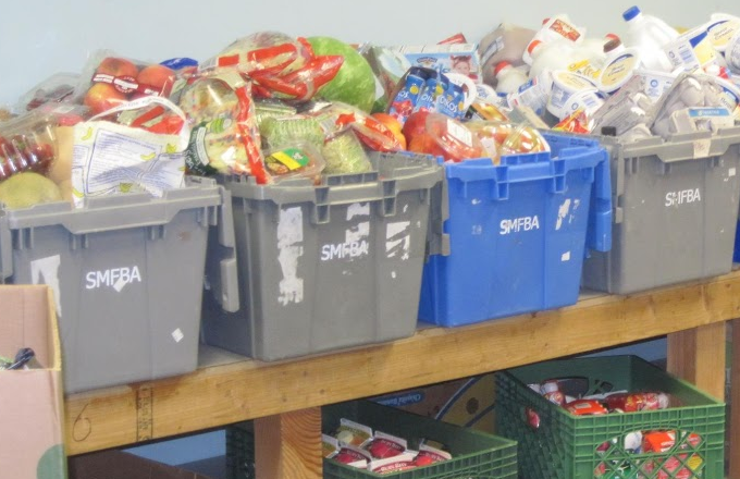 Food and Clothing Bank in San Tan Valley Open Tuesdays, May 30th to July 25th