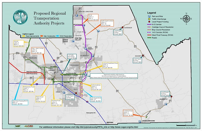 Would you pay higher taxes for better freeways SanTanValleycom