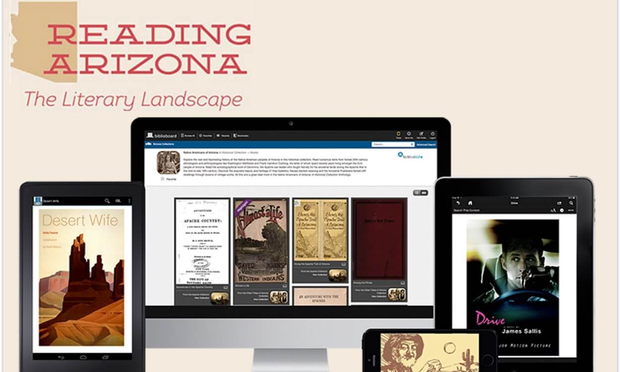Free e-books for Arizona residents