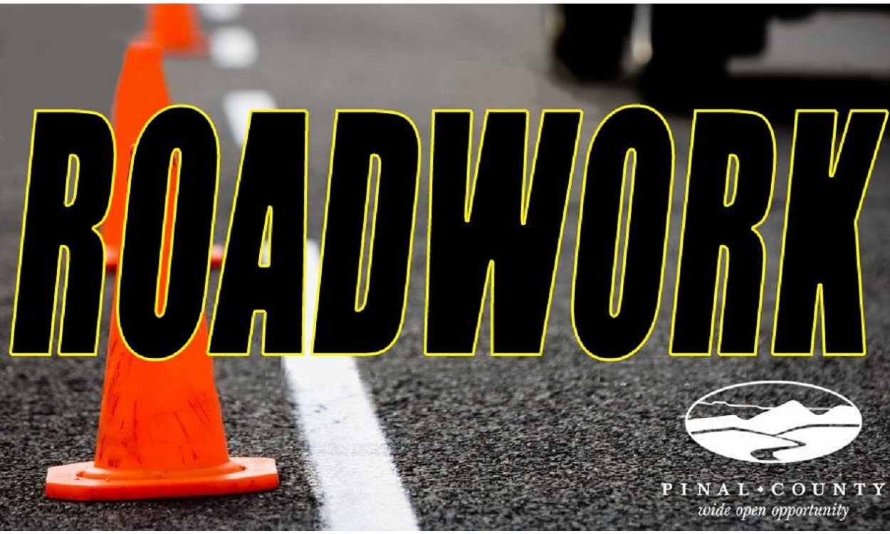 Cable Barrier Guardrail Repairs on Ironwood Drive March 14