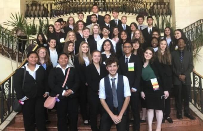 Stfhs Shines At Future Business Leaders Of America Conference San Tan Valley News Info Santanvalley Com
