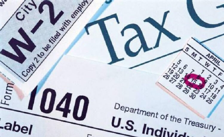 Did you file a tax extension?  Deadline is fast approaching