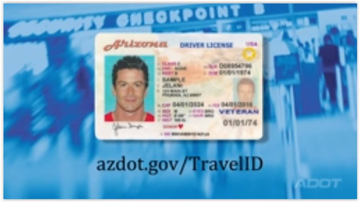 ADOT Motor Vehicle Division rolling out Voluntary Travel ID