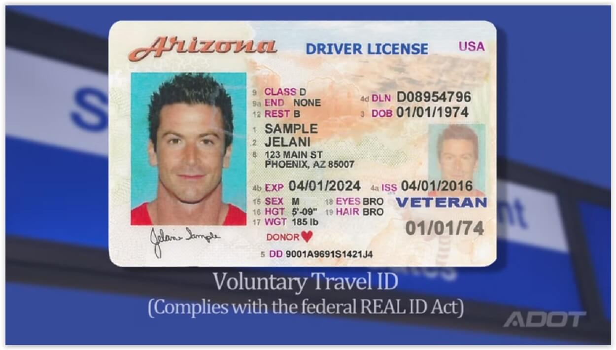 ADOT Motor Vehicle Division created Voluntary Travel ID on tight deadline