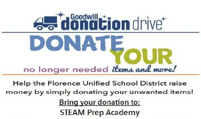 Goodwill Donation Drive